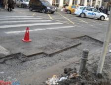 Decizie inedita: Administratia Strazilor, obligata sa plateasca daune morale de 1.000 de euro pentru o denivelare de asfalt - care e motivarea