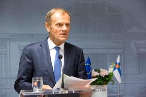 Declaratie comuna a sefilor Uniunii Europene referitoare la Brexit