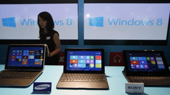 Declin pe piata PC-urilor. Vanzarile scad cu aproape 10% in 2013