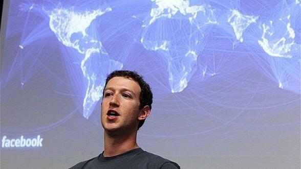 Declinul Facebook se accelereaza la peste 10%