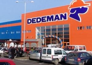 Dedeman si alte 40 de companii, amendate cu peste 6 milioane de euro