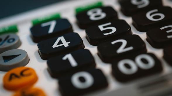 Deficitul bugetului consolidat a crescut la 2,88% din PIB, in 2017