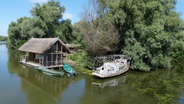 Delta Dunarii poate fi explorata virtual pe Google Maps, din aceasta saptamana