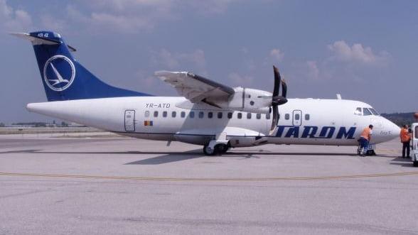 Demetriade (TAROM): Luam in calcul ajustari de personal si de salarii si renuntarea la trei avioane