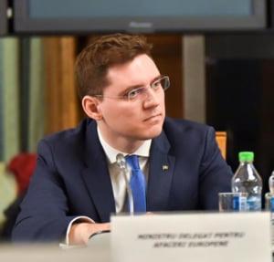 Demisia ministrului Negrescu provoaca stupoare: Credibilitatea Romaniei e in pericol. Ne asteapta sase luni umilitoare
