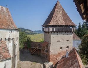 Departamentul de Stat al SUA a donat jumatate de milion de dolari pentru o biserica fortificata din Romania