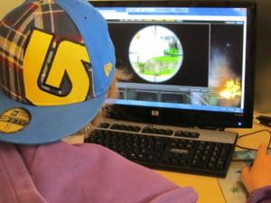 Dependenta de jocuri pe calculator ar putea fi inclusa in lista problemelor de sanatate mintala