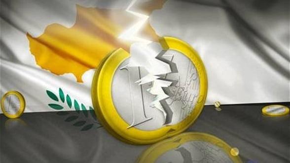 Depozitele bancare din Cipru au scazut cu 3,9% in luna martie, a zecea luna consecutiva de declin
