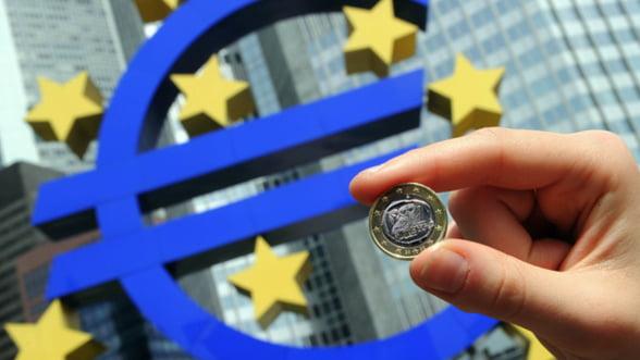 Depozitele la BCE s-au prabusit dupa ce banca a redus dobanda la zero