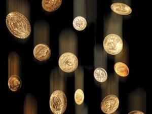 Deprecierea leului obliga bancile sa se gandeasca la pierderi