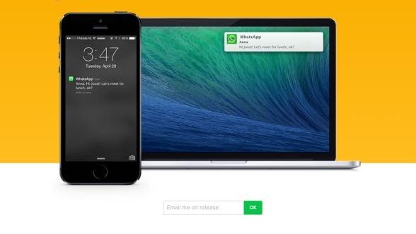 Descarca aplicatia care leaga informatiile de pe iOS de Mac