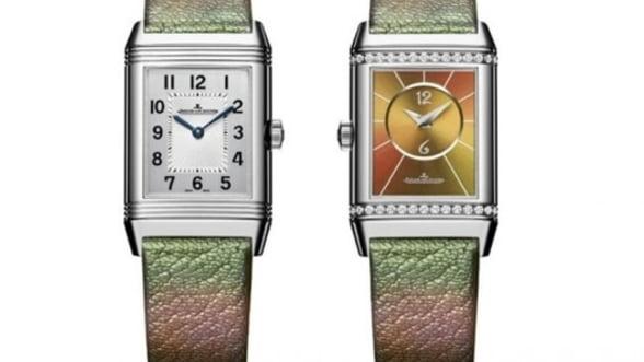 Descopera Reverso, un ceas Jaeger LeCoultre cu design Louboutin