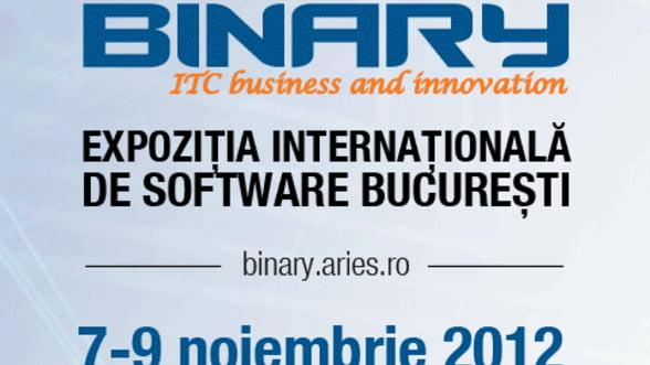 Descopera noi solutii software la Expozitia Binary 2012