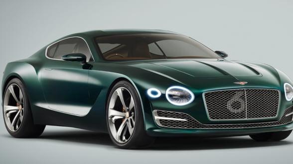 Descopera noul Bentley EXP 10 Speed 6. E dragoste la prima vedere!