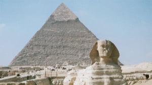 Descoperiti misterul Piramidelor in Egipt
