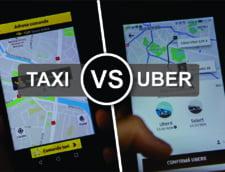 Desi Guvernul le-a dat ordonanta ceruta, taximetristii blocheaza iar Bucurestiul: Nu protejati Uber! Ce spun autoritatile si compania