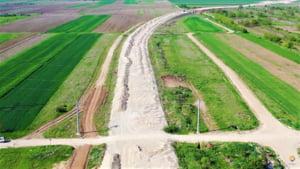 Desi trebuia sa se termine intr-un an, constructia Centurii Mihailesti va dura cel putin un deceniu!