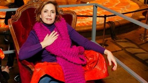 Designerul Agatha Ruiz de la Prada ajunge in Cocor