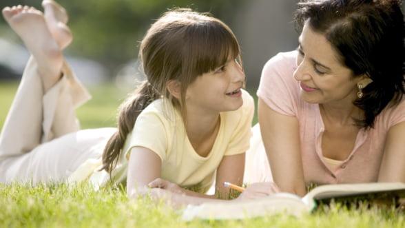 Despre disciplina, fara pedeapsa - Parenting, cu Urania Cremene