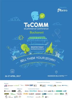 Despre marketingul online, o radiografie a pietei inainte de TeCOMM 2017 - Interviu