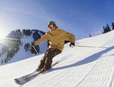 Destinatie Romania/ La Sinaia, singura statiune cu domeniu schiabil de altitudine din tara, se practica ''ski on sky''