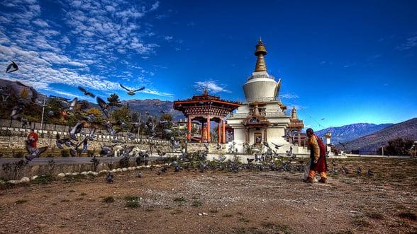 Destinatie inedita de vacanta: Bhutan, Tara Fericirii