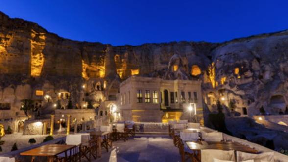 Destinatii de vacanta: Sejur de lux in grotele din Capadochia