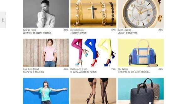 Detinatorii de terminale Apple pot face comparaturi online la Fashion Days