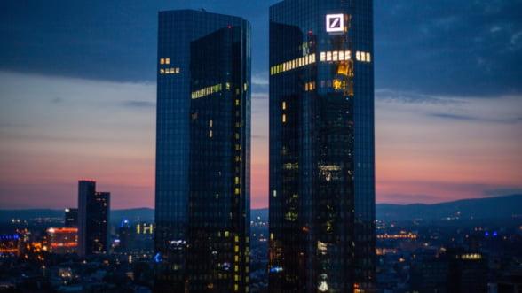 Deutsche Bank: Germania risca sa intre in recesiune din cauza coronavirusului