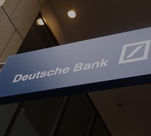 Deutsche Bank: curs valutar de 4,4 lei/euro, in 2011