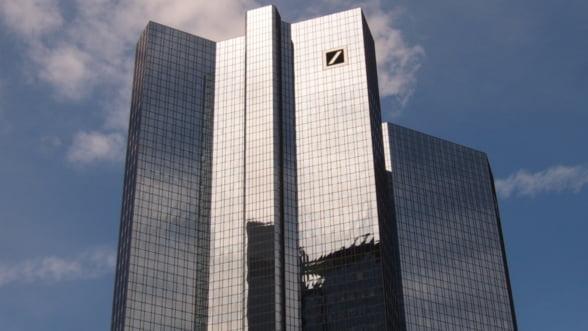 Deutsche Bank reduce costurile prin concedieri in Asia