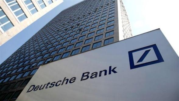 Deutsche Bank se implica in proiecte de infrastructura energetica in Romania