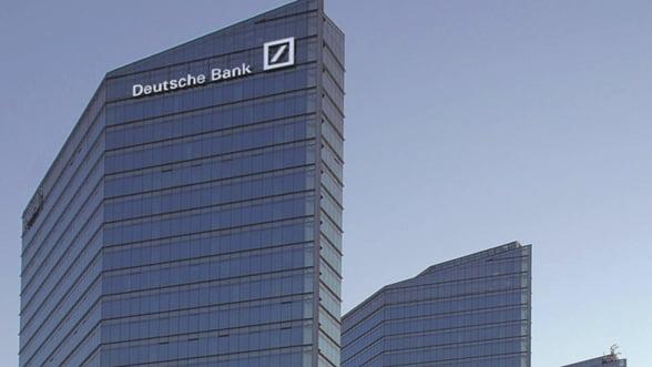 Deutsche Bank va produce software in Romania si va angaja 500 de oameni pana in 2016