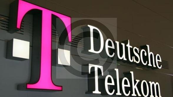 Deutsche Telekom ar putea concedia 6.000 de angajati