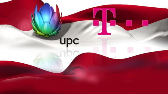 Deutsche Telekom preia UPC Austria pentru 1,9 miliarde euro