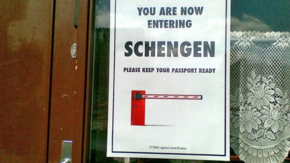 Dezastru in cazul suspendarii Schengen - Pierderi de 28 de miliarde de euro