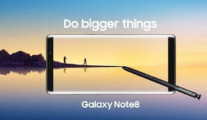 Dezastrul cu explozivul Note 7 a fost dat uitarii. Record de rezervari pentru Samsung Galaxy Note 8