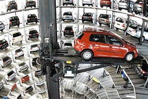 Dezvoltatorii de birouri, obligati sa ofere si spatii de parcare chiriasilor