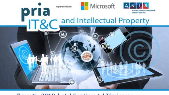 Dezvoltatorii de software si aplicatii sunt asteptati la PRIA IT&C and Intellectual Property in 7 martie la hotel Continental