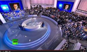 Dialog surpriza, Putin-Snowden: Sa vorbim ca de la agent la agent