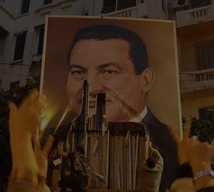 Dictatorii lumii, in pericol. Revolutia din Egipt este doar inceputul