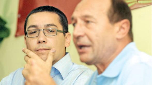 Diferenta dintre Ponta si Basescu