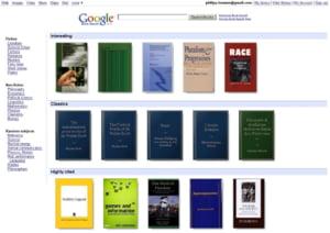 Digitalizarea cartilor de catre Google, analizata de justitia americana