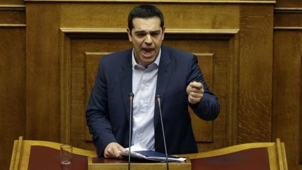 Dilema lui Tsipras: Cum sa-i faci pe greci sa-si plateasca taxele