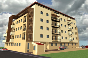 Dilema viitorului proprietar: bloc sau cartier