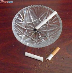 Din 20 mai, tigarile mentolate vor fi interzise in Romania