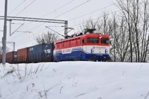 Din cauza poleiului, trenurile ajung in Gara de Nord cu intarzieri uriase