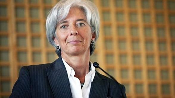 Directorul FMI, Christine Lagarde: 2012 nu va fi sfarsitul monedei euro