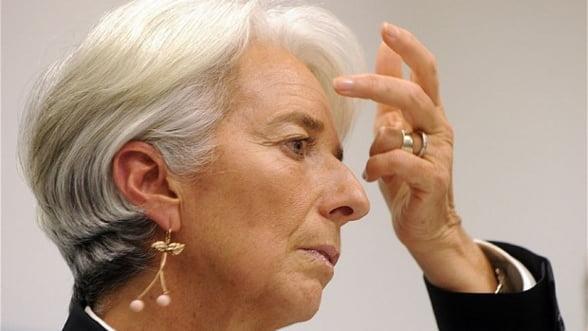 Directorul FMI: Se contureaza o noua criza economica mondiala