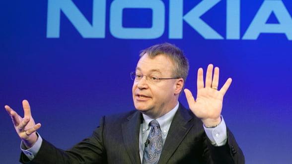 """Directorul Nokia primeste 14,6 milioane de euro din cauza unui """"accident"""""""